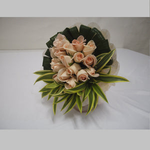 Best Gift KHB0049 | 18 Roses Bouquet