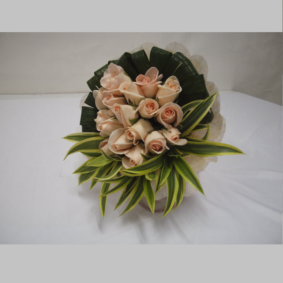 KHB0049 Best Gift | 18 Roses Bouquet