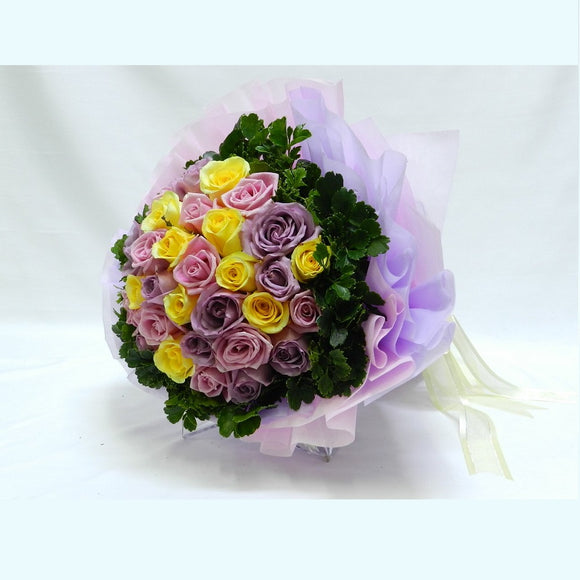 KHB071 Love Blossoms | 36 Roses Bouquet