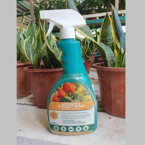 Gardener's Insect Spray NI001 | Insecticide