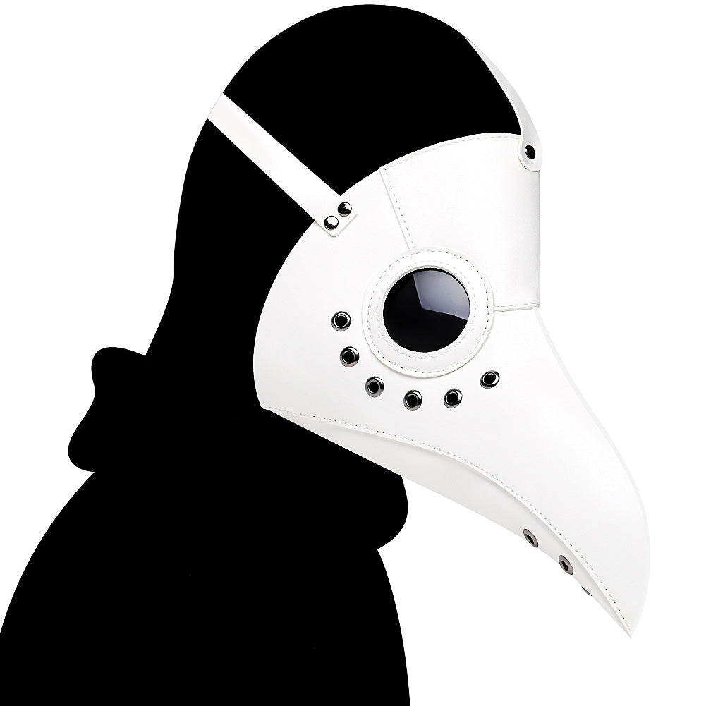 Cosplay Halloween Christmas Costume Props Plague Doctor Bird Mask