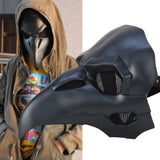PVC Bird Beak Mask Steampunk Halloween Gothic Cosplay Costume Props