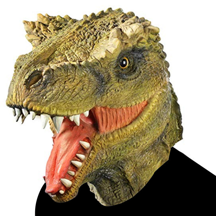Head Mask Dinosaur Mask Novelty Halloween Christmas
