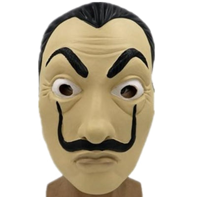 Dali La Casa De Papel Realistic Mask For Halloween