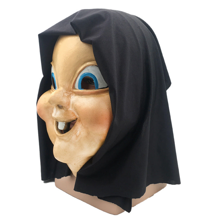 Happy Death Day Mask Replica Toys Halloween Costume Cosplay Prop