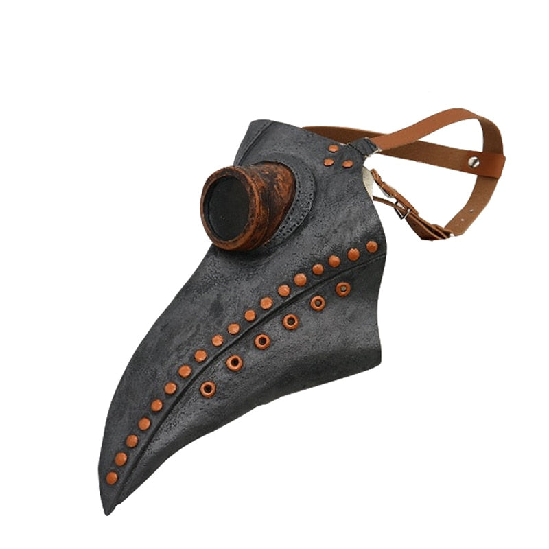 Steampunk Plague Bird Doctor Mask Halloween Costume Masks