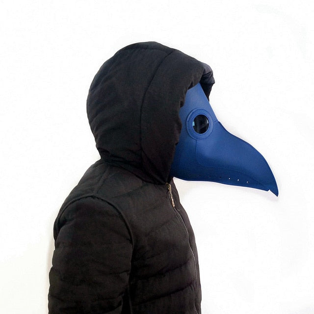 Beak Plague Doctor Doctor Fancy Rivet Mask