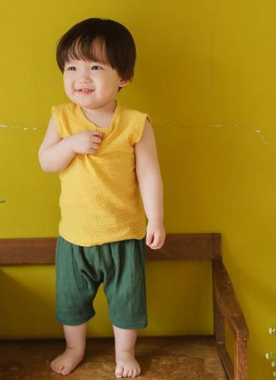 Summer Baggy Pants (Green)