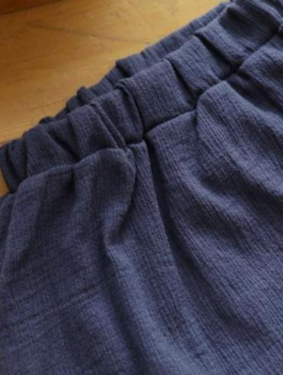 Summer Baggy Pants (Blue)
