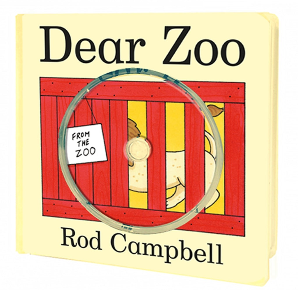 Dear Zoo Book and Audio CD