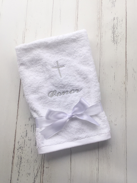 Embroidered Towel Collection
