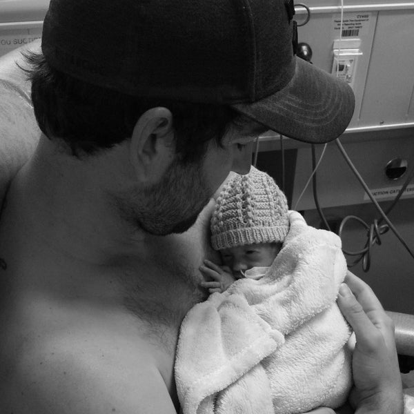 My experience of being a NICU Dad...