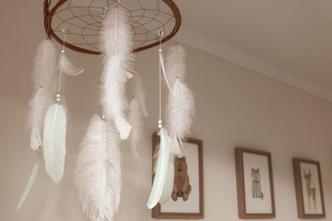 Baby Nursery Mobile Dreamcatcher
