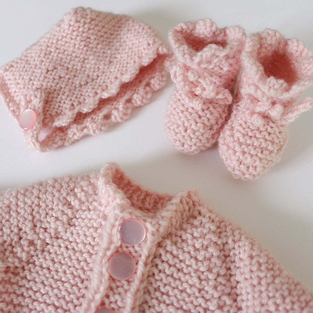 Premature Baby Knitted Clothing Premmie Preemie NICU
