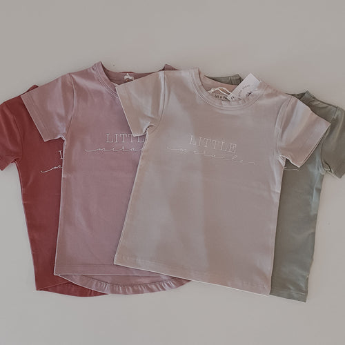'Little Miracle' Tee - Short Sleeve (4 Colours)