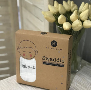 Little Miracle Baby Swaddle