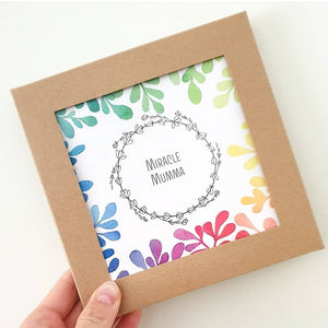 20 cards//pack 9 colourful designs Pregnancy Maternity Milestone Cards