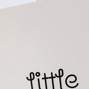 'Little Miracle' Greeting Card