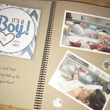 Load image into Gallery viewer, Premature Baby ScrapBook