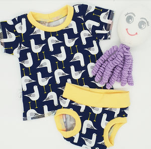 NICU Top & Bummie Set