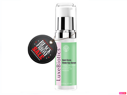 LuxeBiotics™ Dark Circle & Puffiness Under-Eye Serum