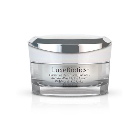 Luxebiotics™ Dark Circle, Puffiness and Anti-Wrinkle Eye Cream