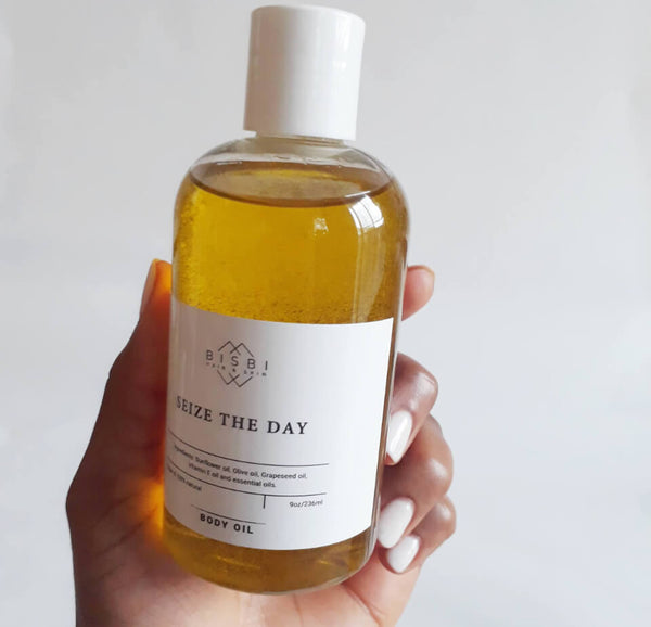 SEIZE THE DAY - Pure Body Oil