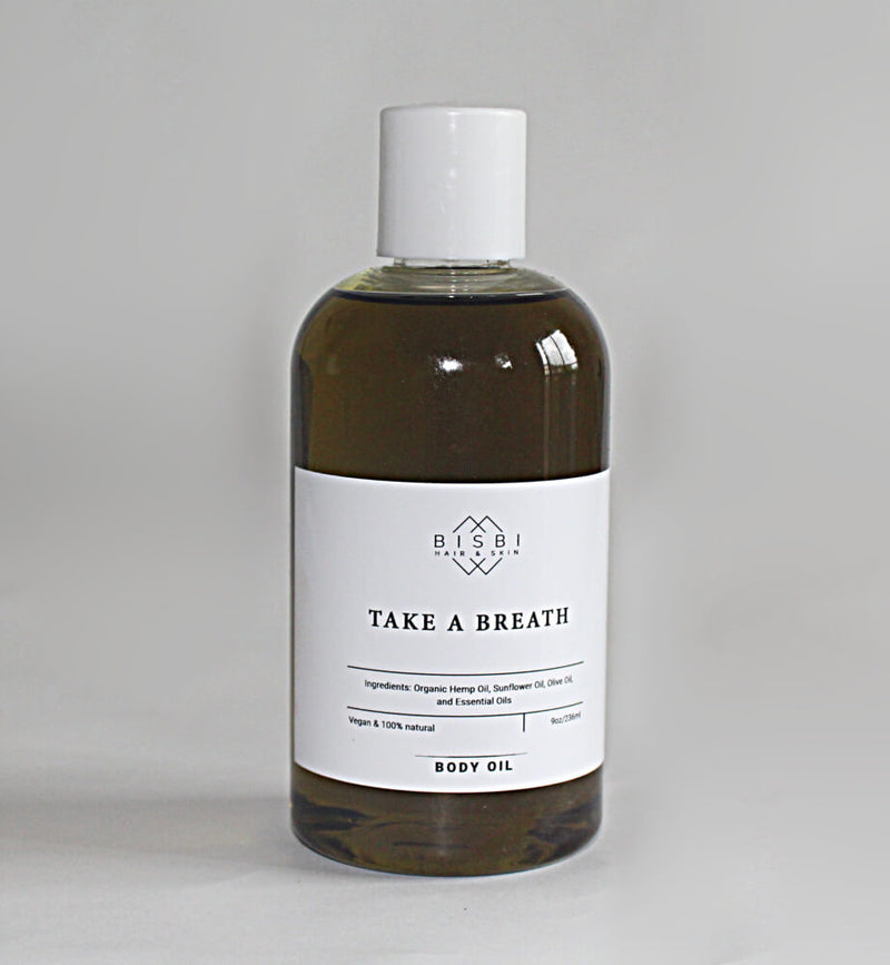 TAKE A BREATH - Hemp Oil