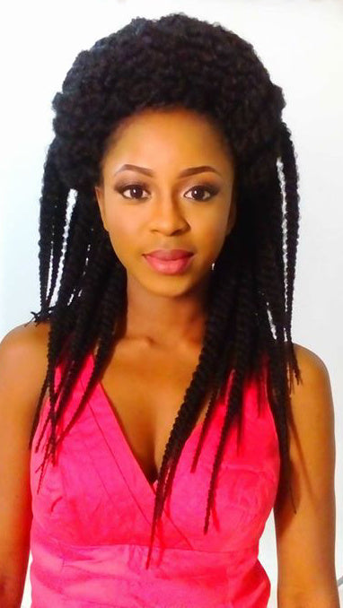 HONEY - Deep Twist Crochet