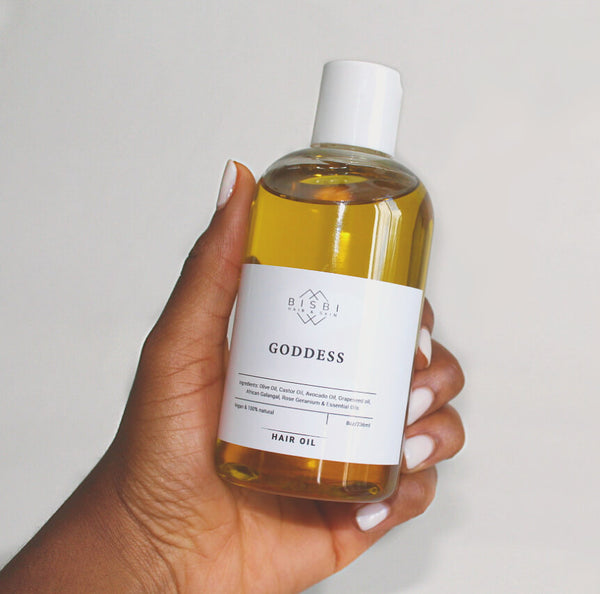 GODDESS - Hair oil