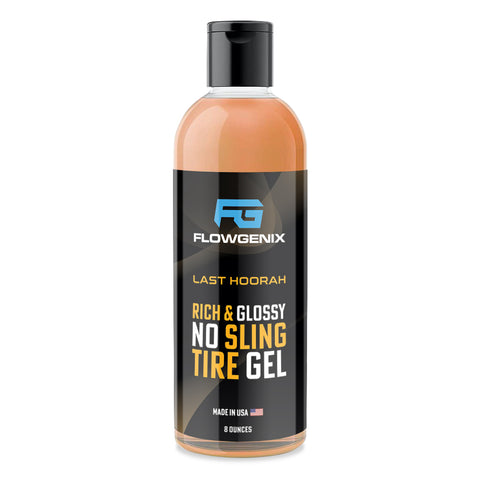 Last Hoorah Tire Shine Gel