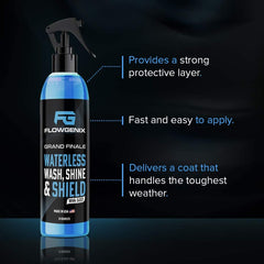 (Flowgenix™ Grand Finale Breakthrough Detailing Spray) - Cars Special