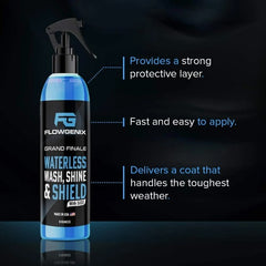16oz of Flowgenix™ Grand Finale Breakthrough Detailing Spray - YouTube Special