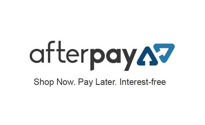An Ink In twine website offering Afterpay