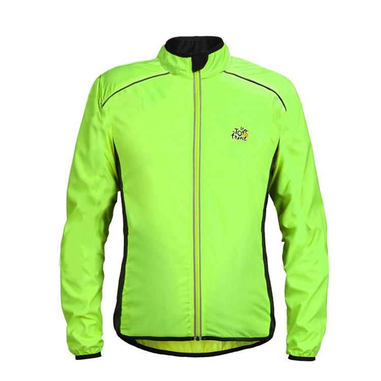 Wind-proof and warm-keeping of riding windbreaker coat