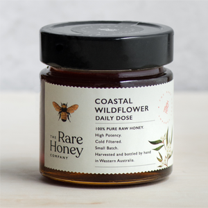 coastal wildflower the rare honey company bioactive honey