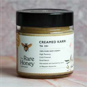 the rare honey company karri ta10+ bioactive