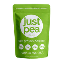 Load image into Gallery viewer, JustPea Pea Protein Powder