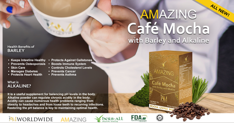 Amazing Café Mocha with Barley and Alkaline | Ang Kape ni Yorme Isko