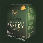 Amazing Pure Organic Barley from Australia