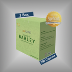 Amazing Pure Barley Capsule (300 Vegetable Capsules) | Amazing Barley