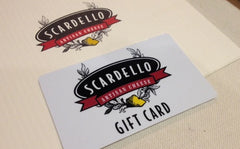 Scardello Gift Card