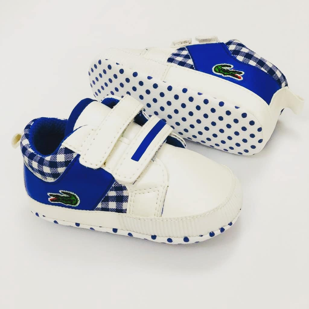 Blue First Step Shoes 3630 – MamasLittle