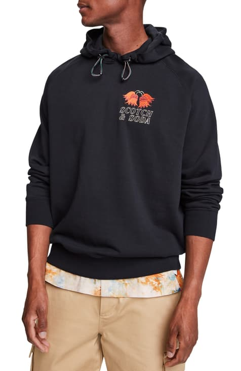 Scotch & Soda Sun & Moon Hoodie