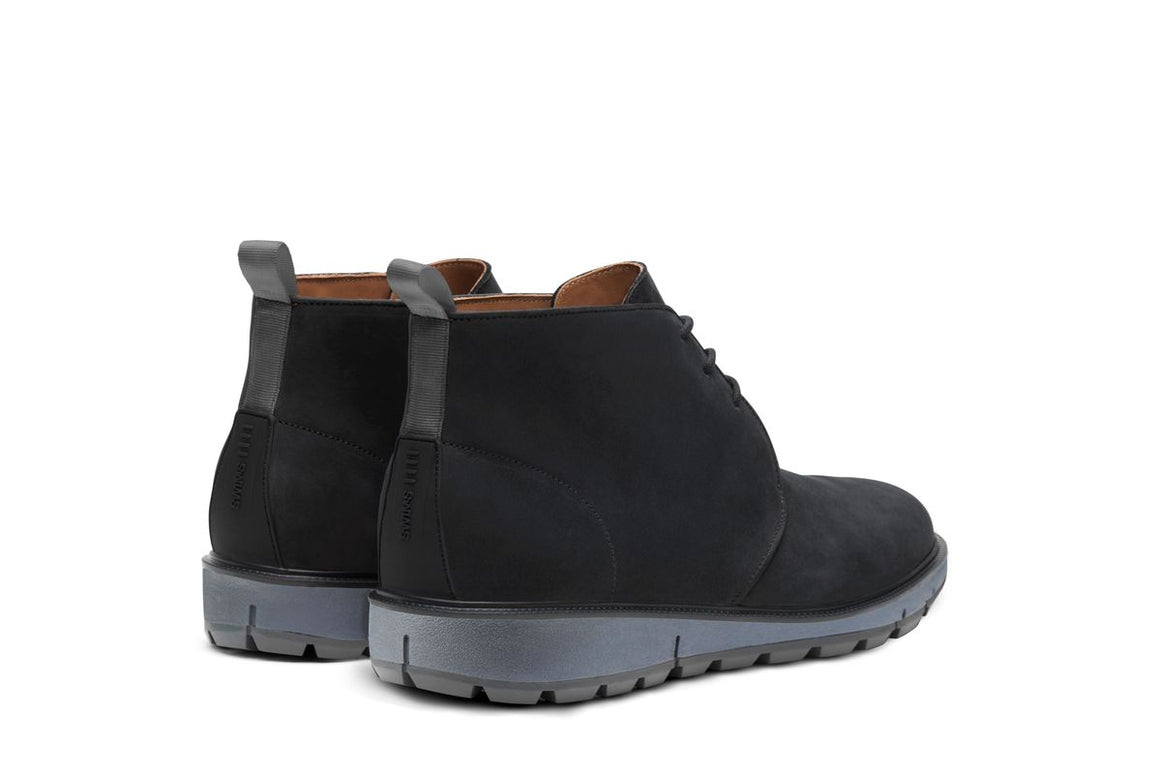 Swims Chukka Lug Sole Black