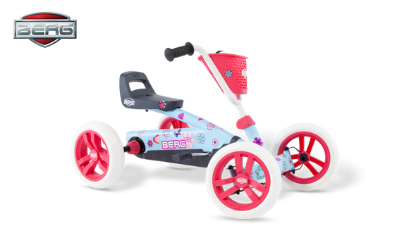 BERG Kids Pedal Go Kart | Buzzy Bloom - Buytoys.com.au