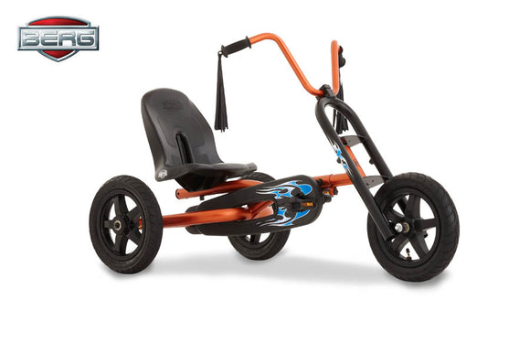 BERG Kids Pedal Go Kart | Choppy - Buytoys.com.au
