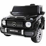 Mercedes Benz AMG G63 Licensed Kids Ride On Car | Black - Buytoys.com.au