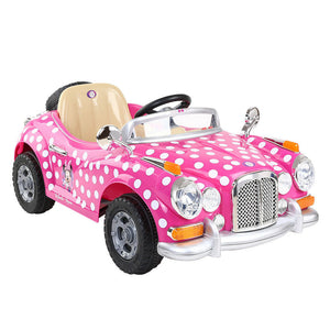 Disney Minnie Mouse Kids Ride On Car | Pink - Buytoys.com.au