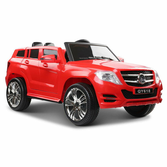 Rigo Mercedes Benz ML450 Inspired Kids Ride On Car | Red - Buytoys.com.au